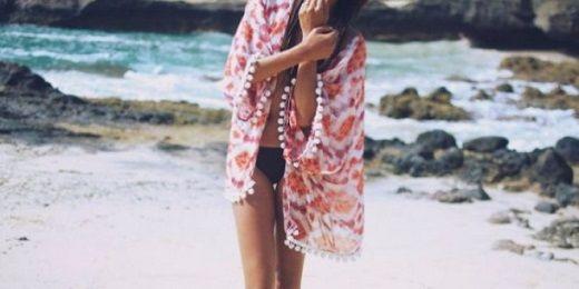 Κιμονό: Πώς να φορέσεις το must καλοκαιρινό κομμάτι και στην παραλία!