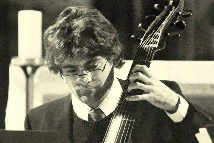 Jakub Michl - viola da gamba