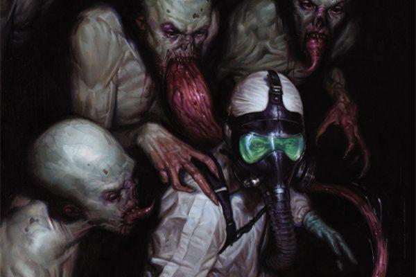 FX Orders TV Series Adapting Guillermo del Torro And Chuck Hogan's 'The Strain' Novels And Comics