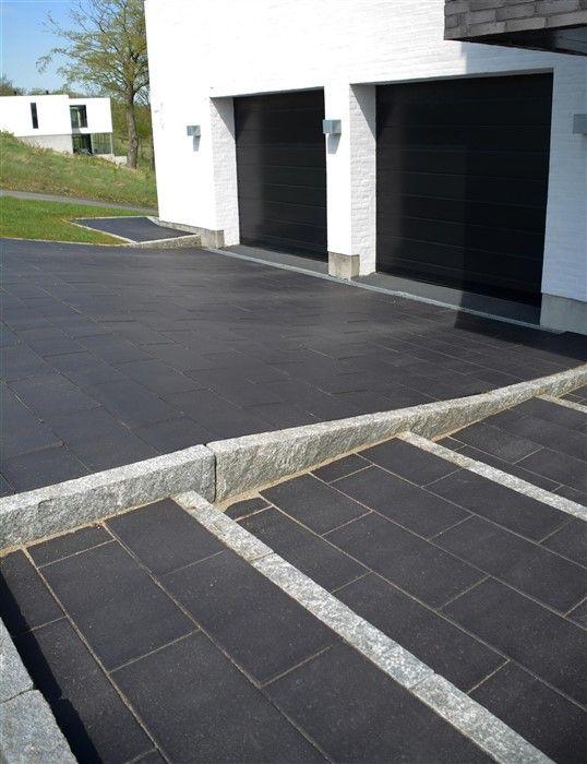 Marksten Funkis Natt svart 60x30x6 cm | Flisbyab.se
