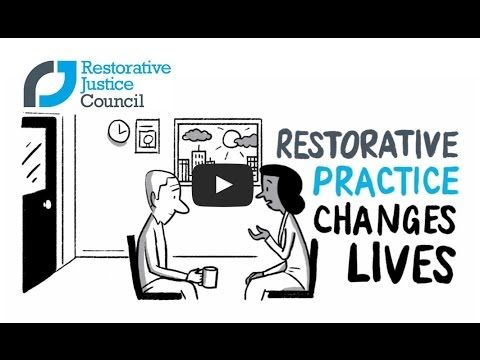 A great video from the Restorative Justice Council explaining the Restorative Service Quality Mark (RSQM) and what it could mean for your organisation.