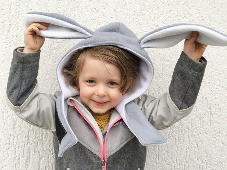 Tutoriel DIY: Coudre une capuche aux longues oreilles via DaWanda.com
