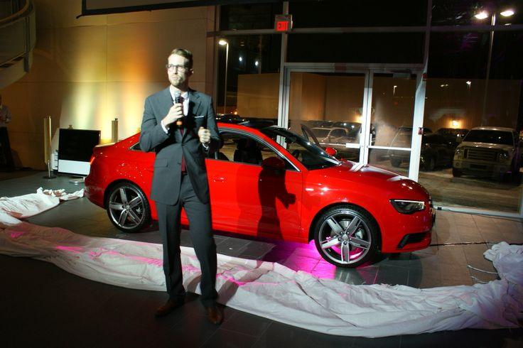 Royal Oak Audi A3 Premiere