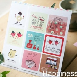Happiness Sticker Index SD_042