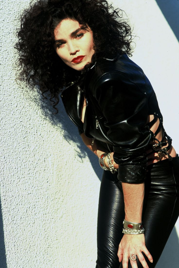 Alannah Myles by Albert Sanchez                              …