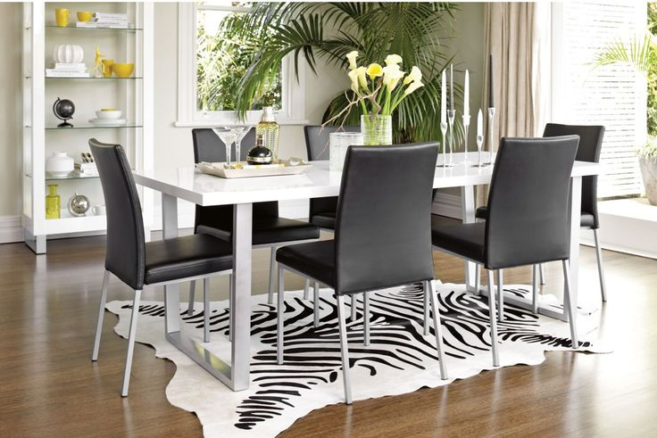 Miami 7 Piece Dining Suite from Harvey Norman NewZealand  : b8dff57b9f2bfe9679c3235fd0a2707c from www.pinterest.com size 736 x 491 jpeg 71kB