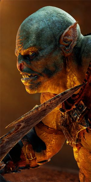 Middle-earth: Shadow of Mordor <--- Got the game for Christmas. ^_-