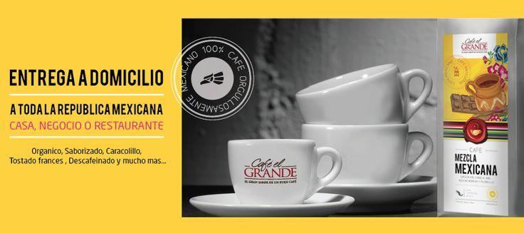 Seleccionamos los mejores granos de las más reconocidas fincas cafetaleras de México y tostamos diariamente. Café El Grande tiene presencia local y foránea en Hoteles, Restaurantes, Clubes, Tiendas de Autoservicio, Cadenas de comidas rápidas y Oficinas.