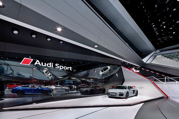 Gallery - Audi Motor Show 2015 / SCHMIDHUBER - 3