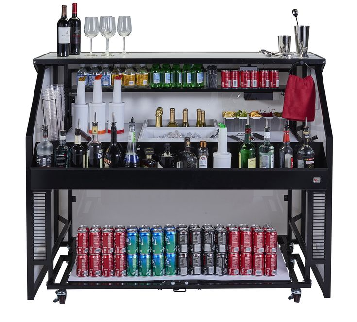 Increase Revenue with our Professional Portable Bar. Folds Quick, Customizable Graphics & LED Lights. Extremely durable. Unmatched Value 1-877-764-1256.