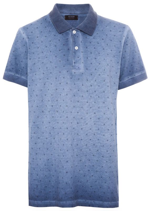 What i usually wear when I go out on warm days are polo shirts.  One has got to love what the Italians make.