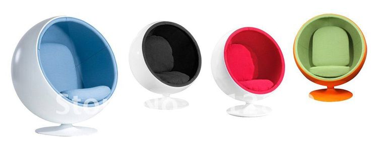 Ээро аарнио _ мяч / пузырь стул + мебель для дома + хорошие продажи