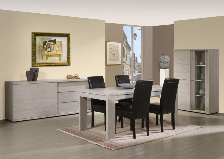 Idee salle manger contemporaine avec images d co - Deco salle a manger contemporaine ...