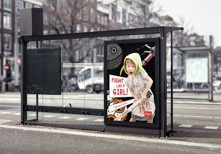 Argos Toy Advertising - Student Brief - Fight Like a Girl