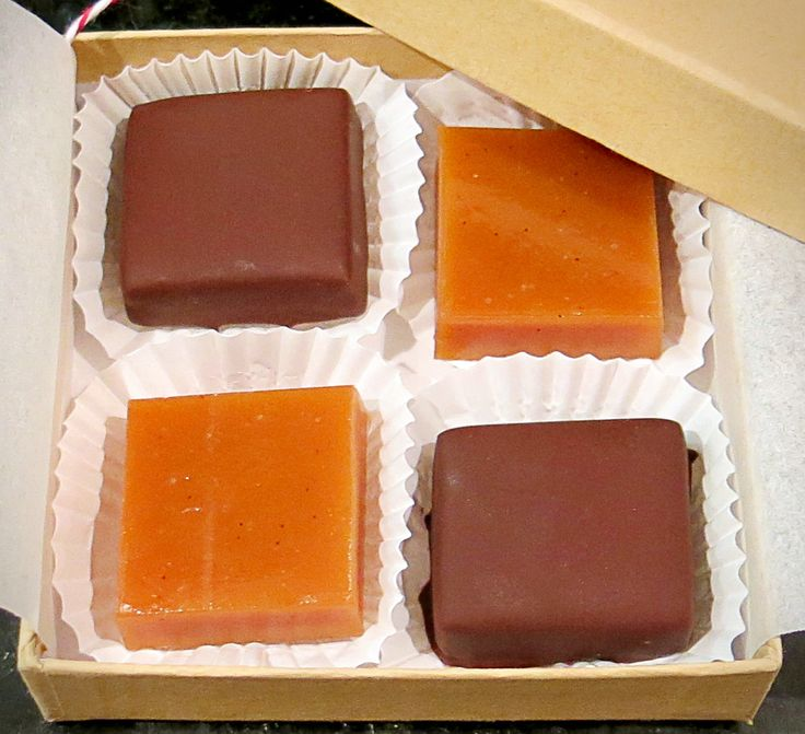 Get your #ValentinesDay gifts squared away, literally. These Caramel Squares are delicious and surprisingly easy to make! Try them dipped in chocolate. #LoveIsInTheBaking Click on the image for the recipe.