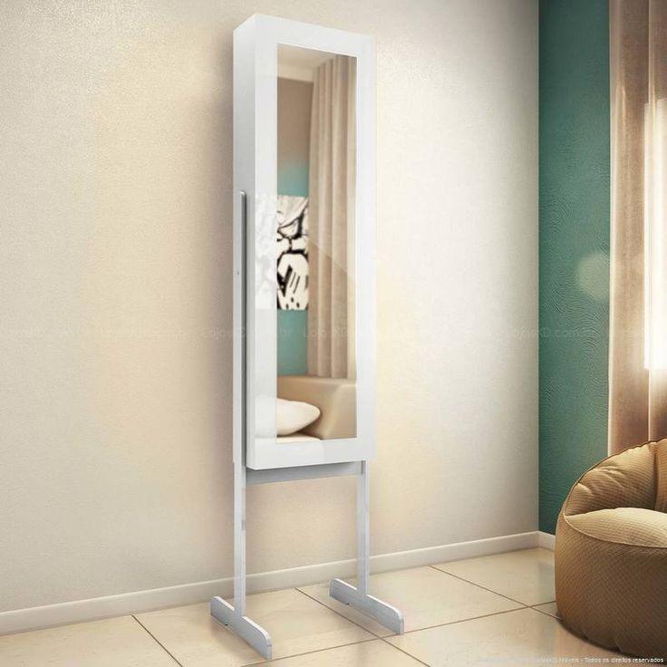 Toucador/Espelheira 1 Porta Luxo Branco - JB Bechara | Lojas KD