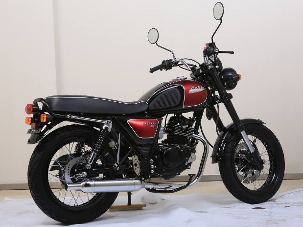 bullit cooper s competition for the mash bikes on the 125 front motorbikes pinterest. Black Bedroom Furniture Sets. Home Design Ideas