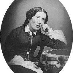 Harriet Beecher Stowe, the Little Woman who Wrote the Book that Started This Great War