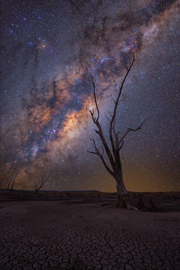 The Milky Way Galaxy - Lake Marpan