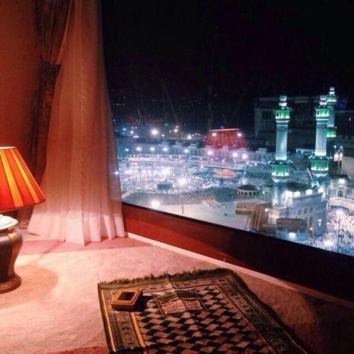 I dream for this room and view someday soon , In SHA Allah