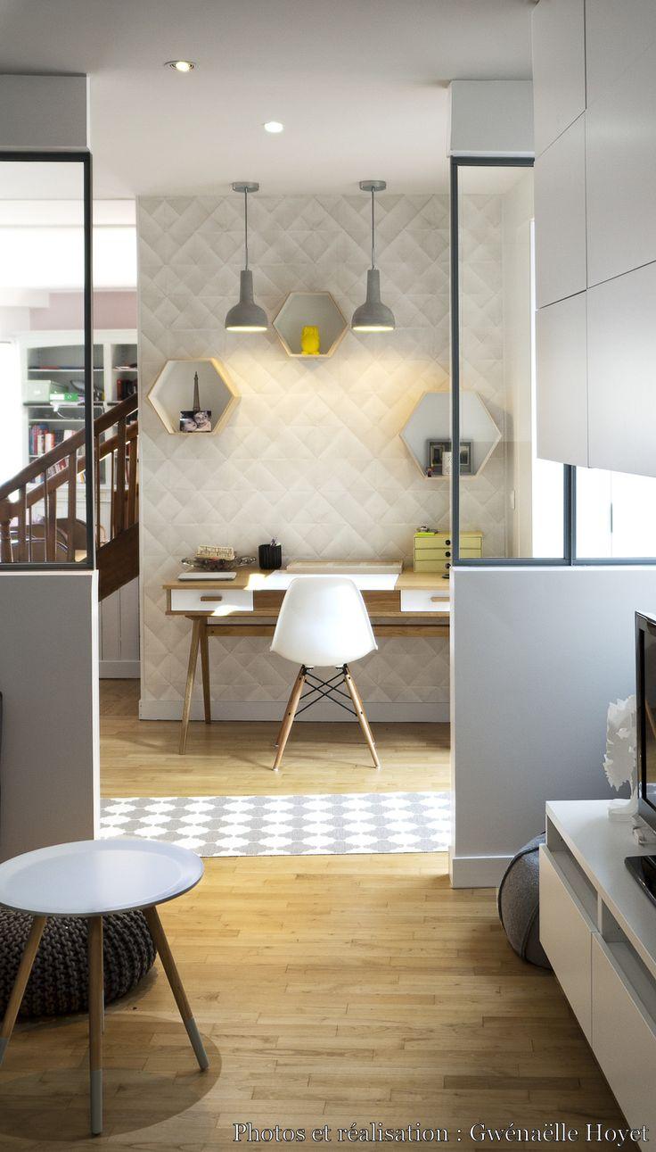 17 best images about kitchen living room dining room on pinterest - Decoration scandinave maison ...