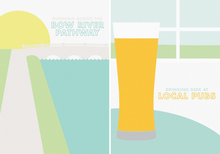 Running & Beer - What we love about Calgary