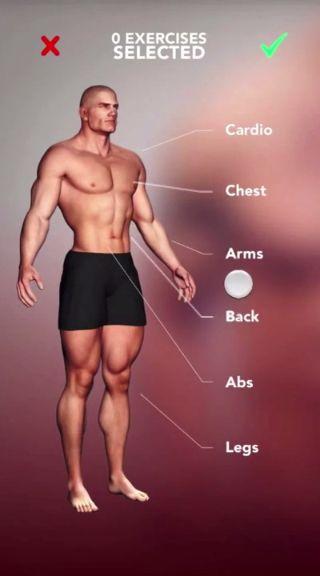 GymStreak Pro Bodybuilding Tracker