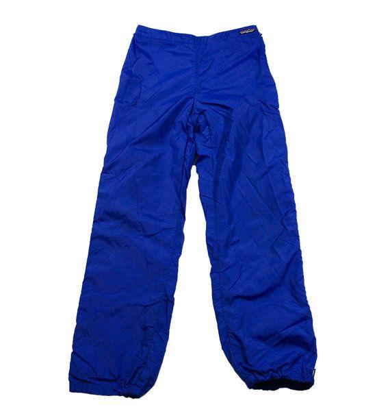 Vintage 90s Patagonia Ski Pants Made in USA Mens Size S/M