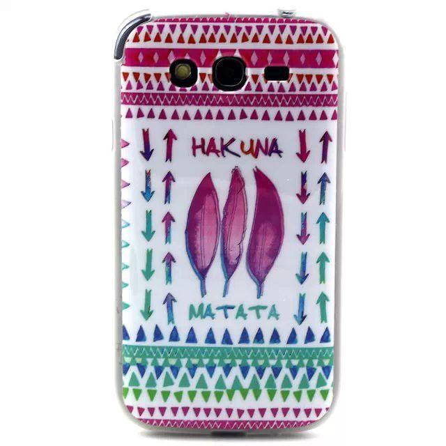 Solicone Back Case Cover coque For Samsung Galaxy Grand Neo & Duos GT i9082 i9062 i9060 Plus i9060i Cases Fundas for Grand Neo