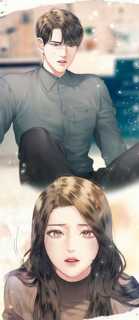 Collection of Images Pasangan anime lucu, Webtoon, dan