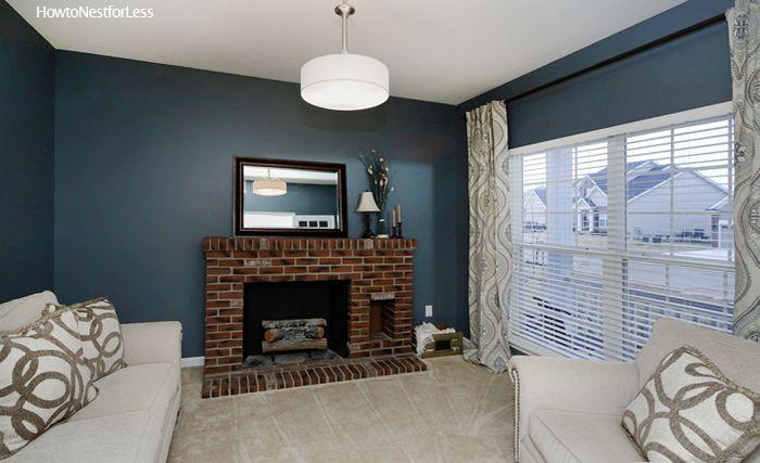 Drastic Living Room Makeover: 73 Best Spotted: Valspar Color Images On Pinterest