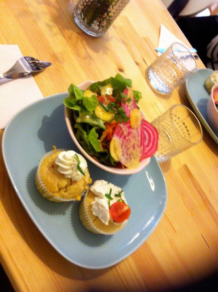 Lunch at Laureline's Corner Lyon