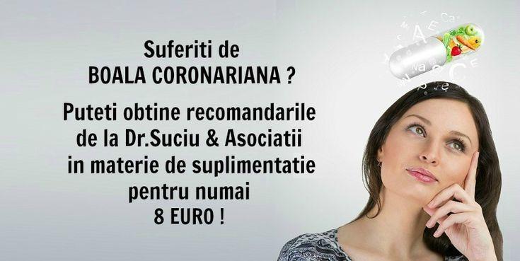 Photo recomandari drsuciu - boala coronariana