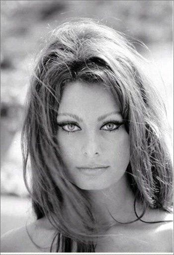 Before Angelina Jolie there was Sophia Loren