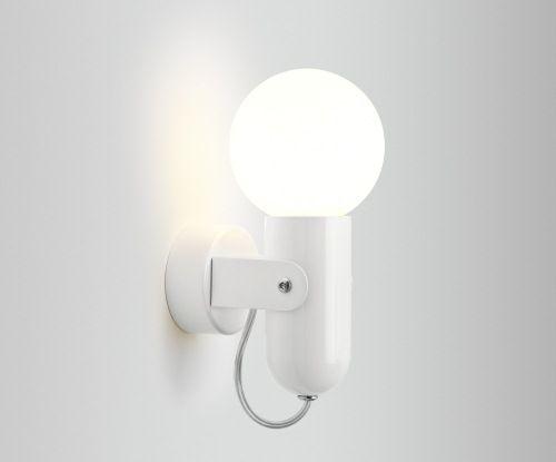 PAAR Wandleuchte Wandlampe EMüller Lampe Leuchte Badezimmer Chrom