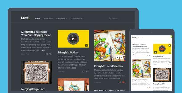 WordPress Blog & Magazine Themes - http://wordpress-themes.cc/wordpress-blog-magazine-themes/  Wordpress-Themes.cc