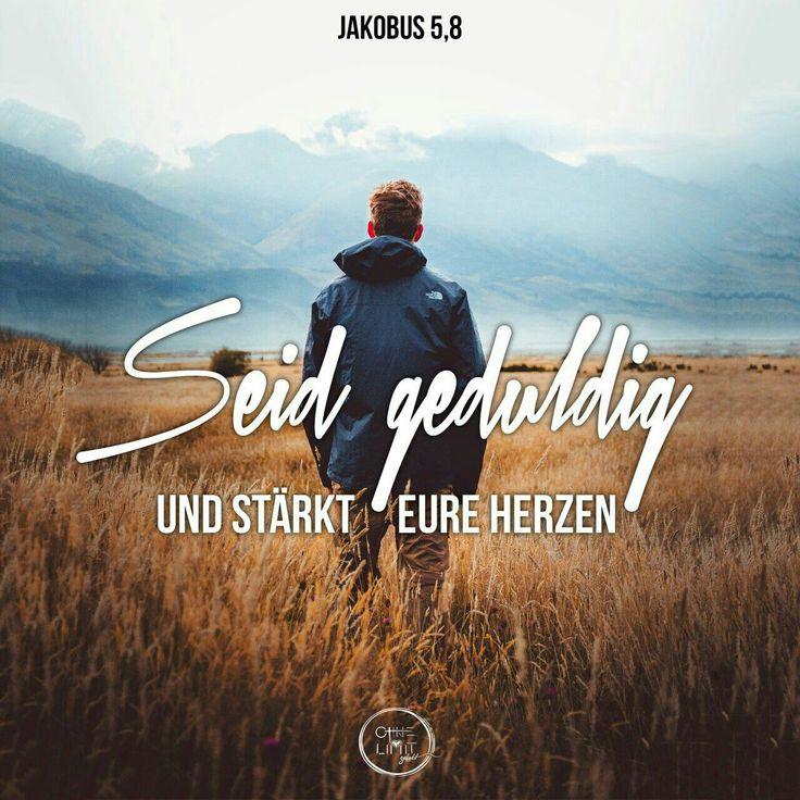 #geduldig#herz#glaube#bibelvers#jakobus