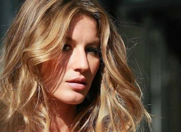 Il bronde color di Gisele Bundchen per l'estate 2014