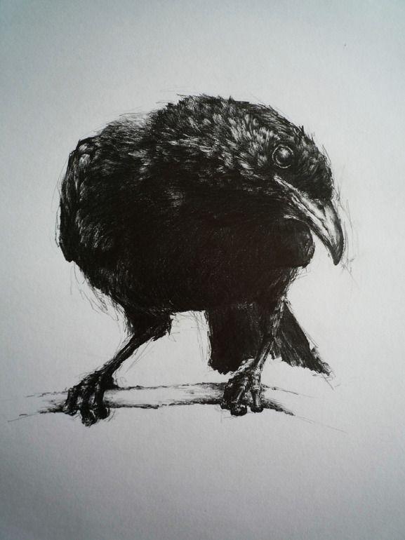 "Saatchi Online Artist: Vanessa Foley; Graphite, 2011, Drawing ""For Sorrow"""