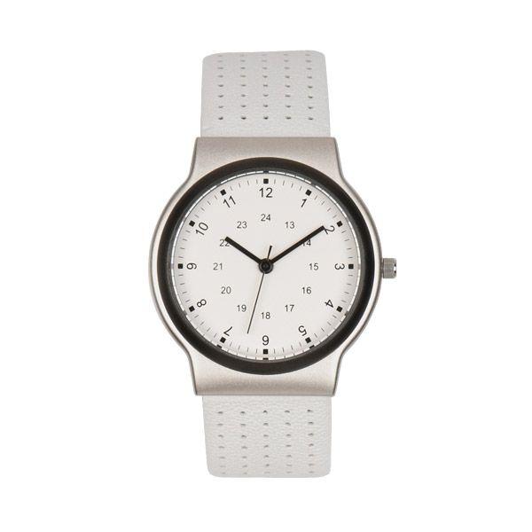 Muji 2 Tone Watch White