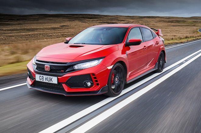 Homeward Bound in the Honda Civic Type R - Motor Trend