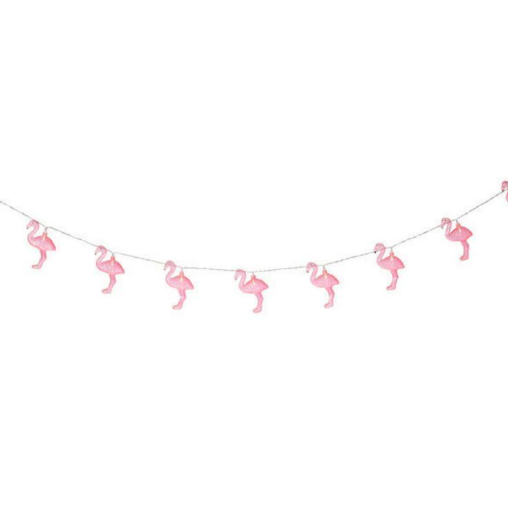 The Outdoor Dept | Flamingo String Lights | Shut the Front Door