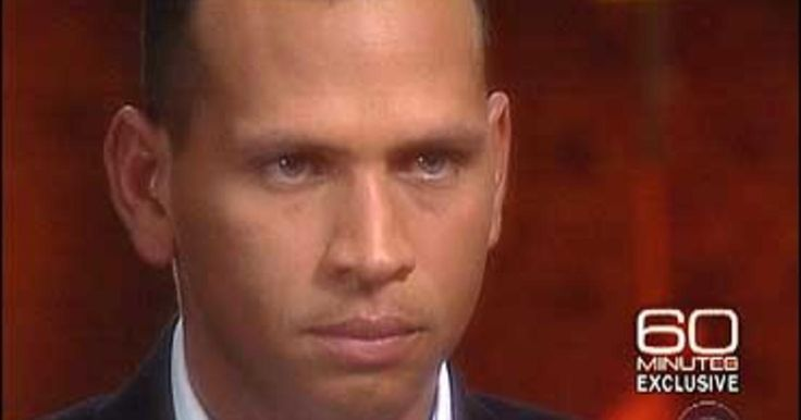 PEOPLE IN THE ACT OF LYING - Alex Rodriguez denies taking steroids