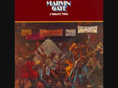 Marvin Gaye - I Want You #masterpiece