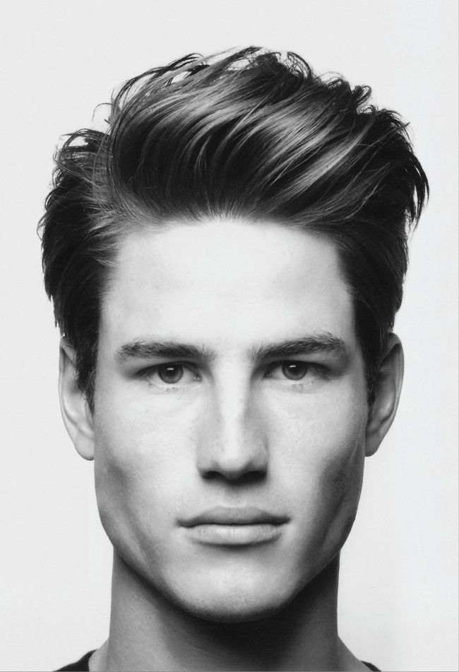 Medium Straight Hairstyles For Guys : 75 best iconnect pos mens hairstyle images on pinterest