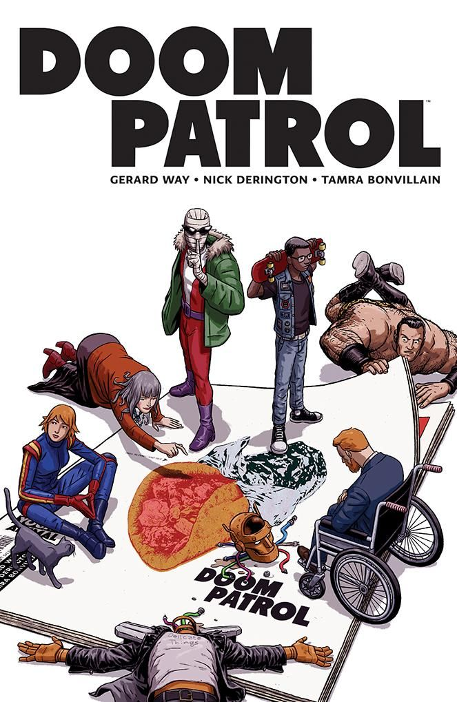 The new DC'S Young Animal line is off to a strong start, with DOOM PATROL #1…