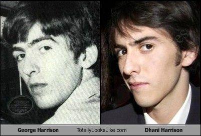 George Harrison And Dhani