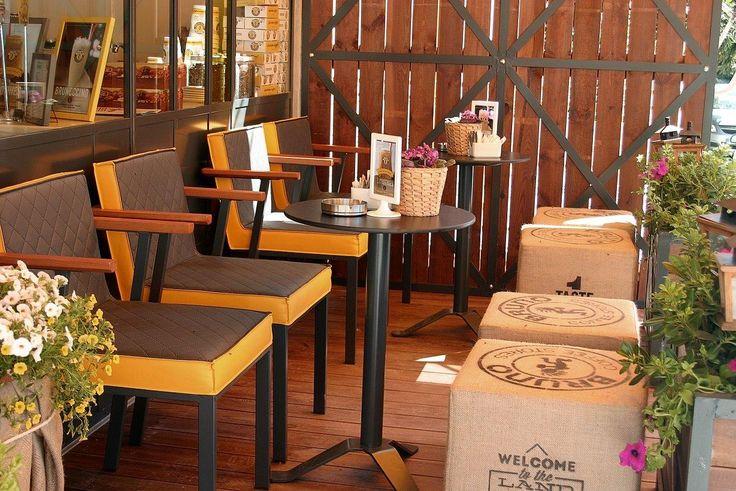 Bruno Coffee Stores   Ioannina Greece-by Dimitris Koukoudis Architect