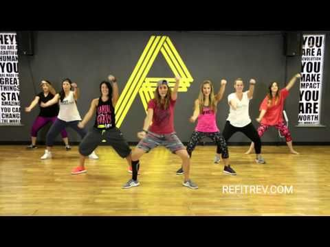 """Backseat Driver"" TobyMac    DANCE CHOREOGRAPHY    FITNESS    REFIT® Revolution - YouTube"