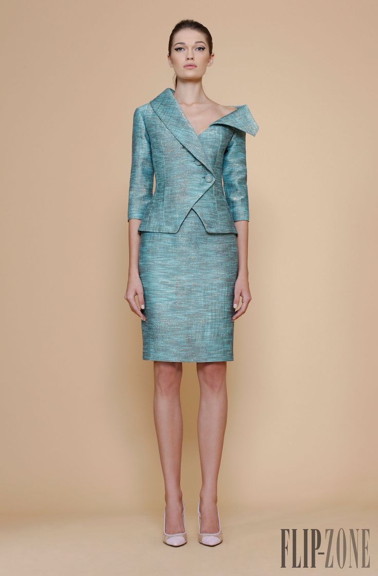 Georges Chakra Spring-summer 2015 - Ready-to-Wear - http://www.flip-zone.com/fashion/ready-to-wear/independant-designers/georges-chakra-5573